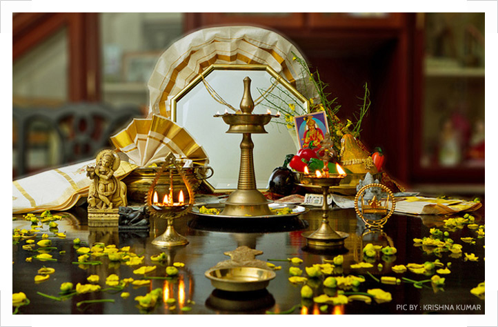Calendar Vishu : Vishu festival celebration about